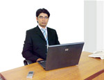 ZEESHAN SAEED (BRANCH CO-ORDINATOR - LAHORE)